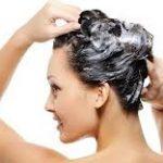 Fórmula grátis de shampoo com Lanolina
