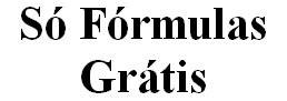 Fórmulas grátis de cosméticos, fórmulas grátis de produtos de limpeza, fórmulas grátis de produtos automotivos.