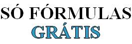 Fórmulas Grátis